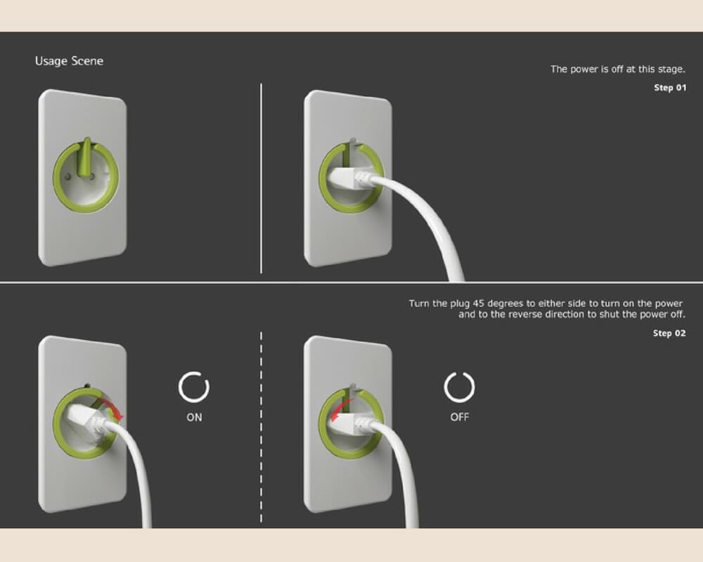 Bases de enchufe creativas y originales electricidad g mez - Bases de enchufes ...