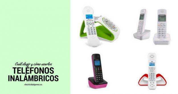 telefonos-inalambricos-modelos
