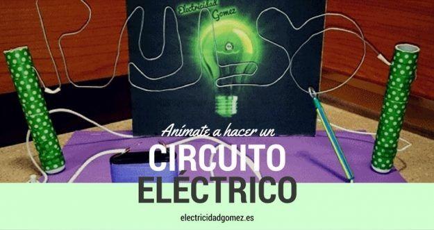 cómo hacer un circuito eléctrico de pulso tutorial