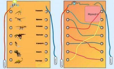 circuito eléctrico de preguntas y respuestas