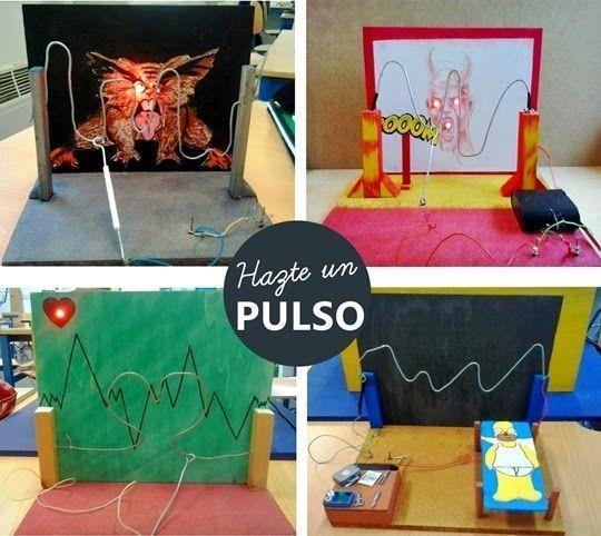 tutoriales de circuitos eléctricos de pulso