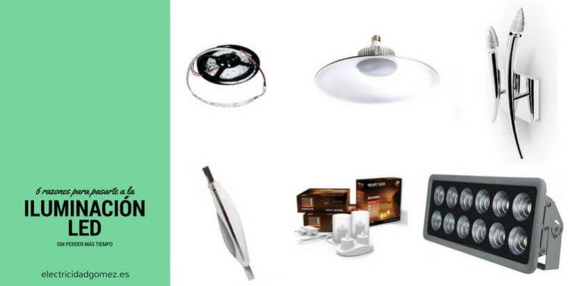 6 razones para pasarte a la iluminación led desde hoy mismo