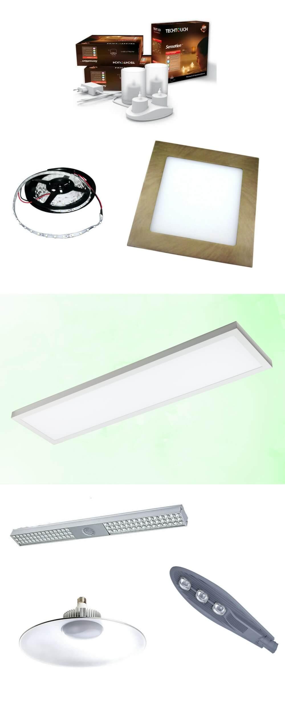 razones para pasarte a la iluminación led - Descubre nuestra amplia gama en iluminación led y accesorios