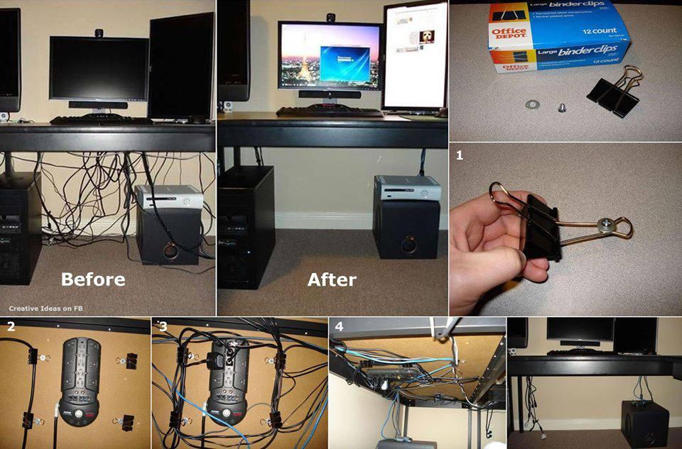 como-ocultar-los-cables-del-escritorio