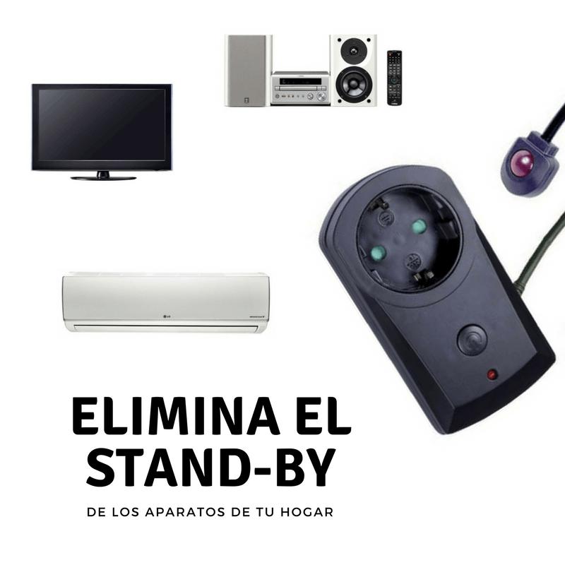 Base ecológica Garsaco para eliminar el stand by de los aparatos de tu hogar