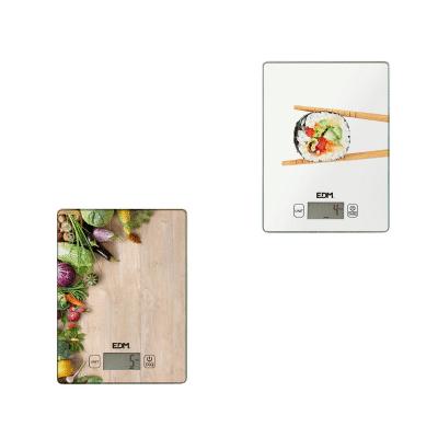 Báscula cocina digital EDM