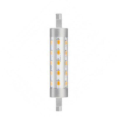 Lámpara lineal led 118mm luz blanca o fría