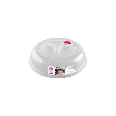 Tapa antisalpicaduras para microondas