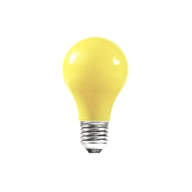 Bombilla estándar amarilla E27