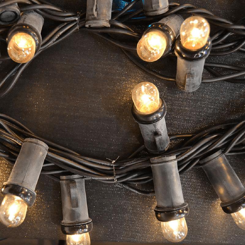 Guirnalda 30 luces blancas