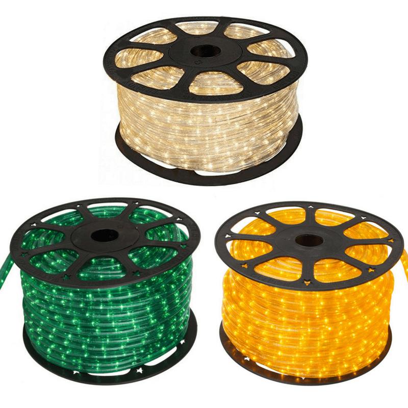Tubo flexible luminoso varios colores