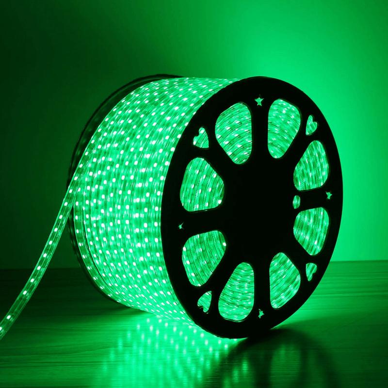 Tubo luminoso flexilight verde