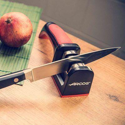 Afilador de cuchillos bueno