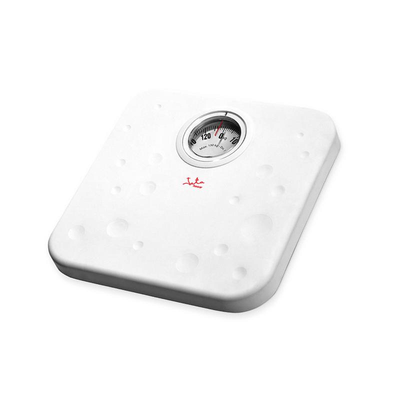 Báscula de baño analógica