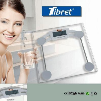 Báscula de baño digital Tibret