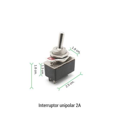 Interruptor palanca 2 posiciones
