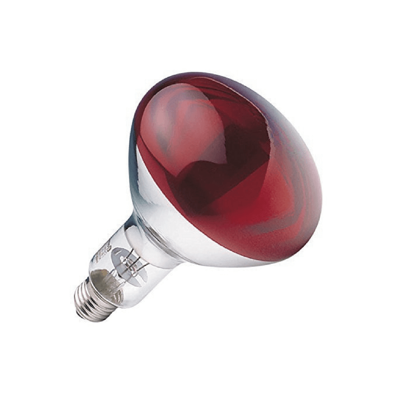 Lámpara infrarroja 250w para calentar