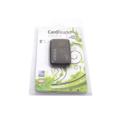 Lector de tarjetas SD con USB