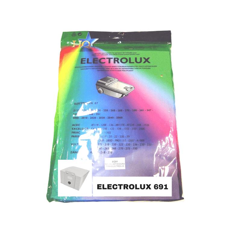 Bolsa de aspirador Electrolux 691