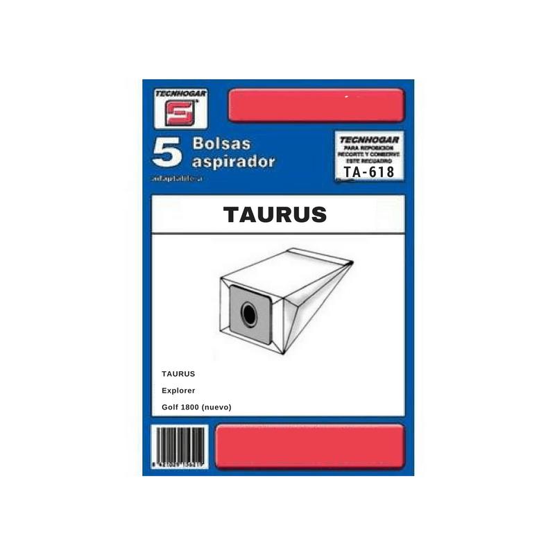 Bolsa de aspirador Taurus 618