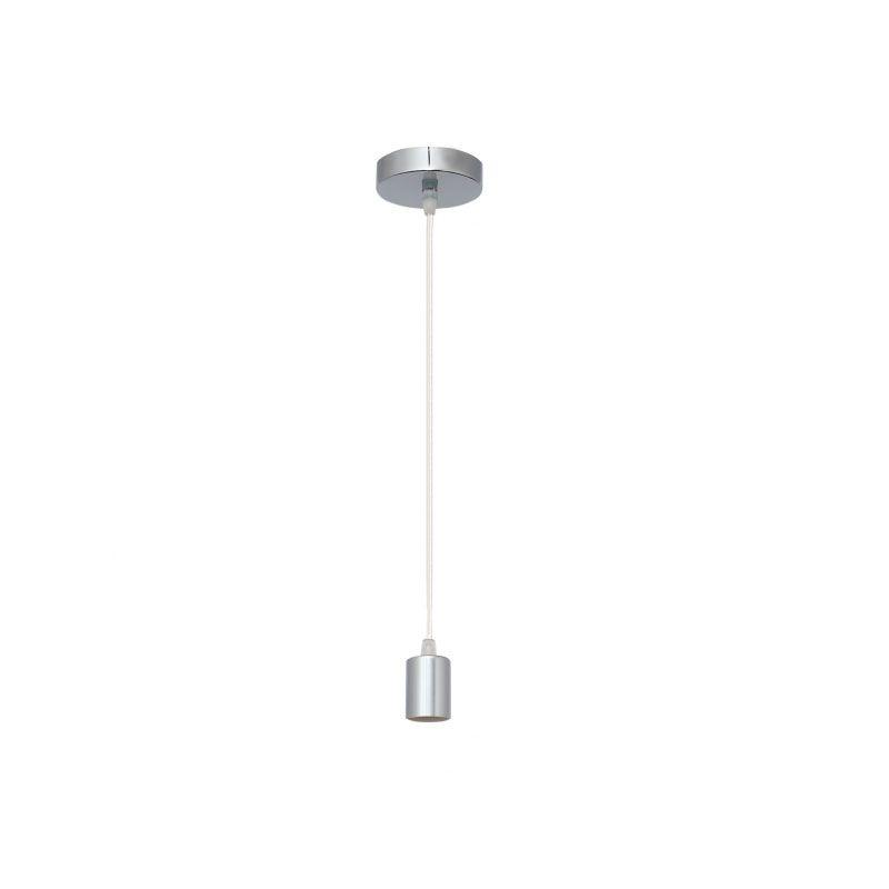 Cable de suspensión para lámpara cromo