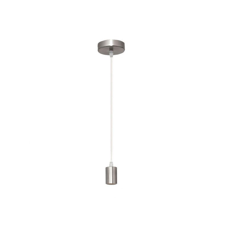 Cable de suspensión para lámpara niquel