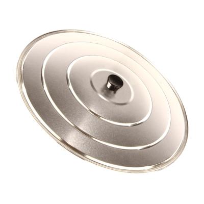 Tapa de aluminio para sartenes y ollas