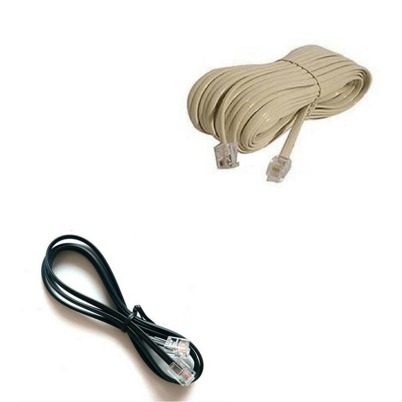 Cable para teléfono fijo