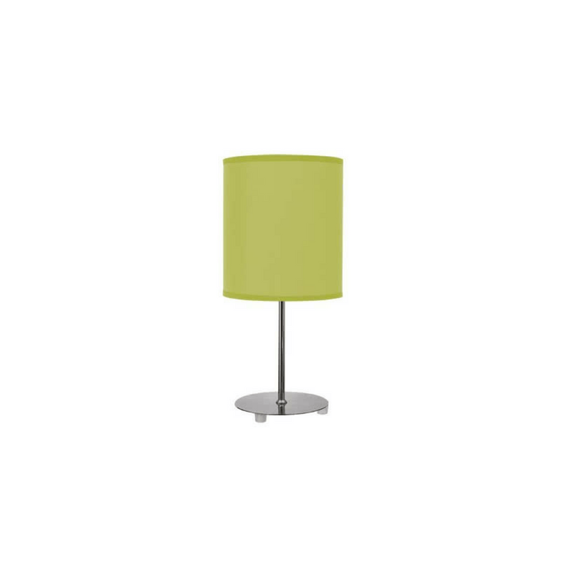 Lámpara de sobremesa Serie Nicole color verde