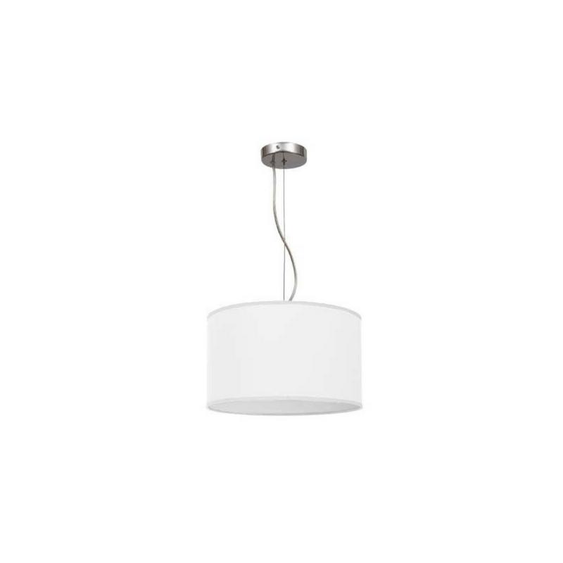 Lámpara de techo Serie Nicole color blanco