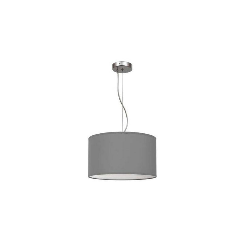 Lámpara de techo Serie Nicole color gris