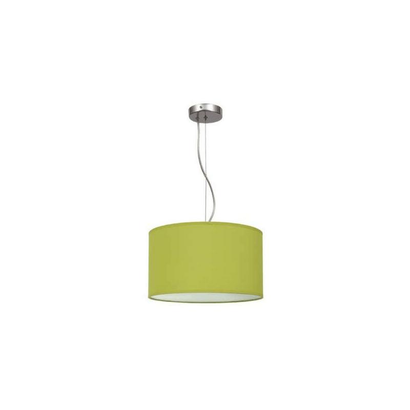 Lámpara de techo Serie Nicole color verde