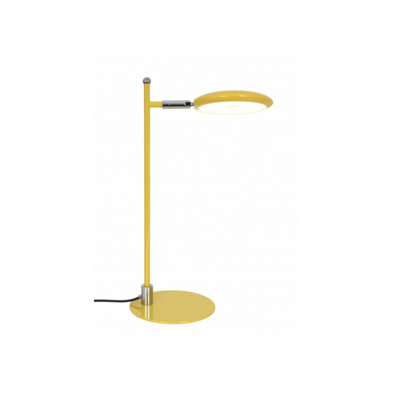 Flexo led de diseño color amarillo