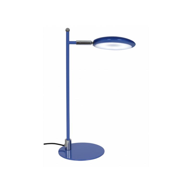Flexo led de diseño color azul