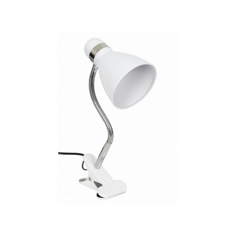 Flexo pinza color blanco