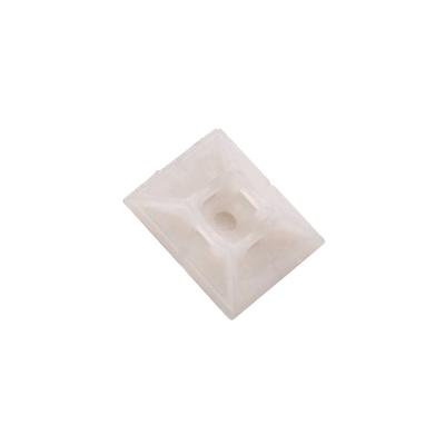 Soporte adhesivo para bridas