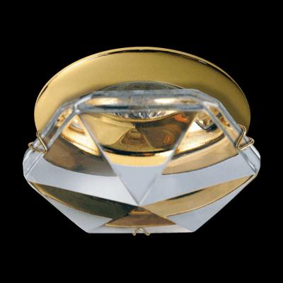 Aro empotrar cristal diamante