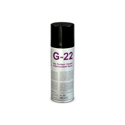 Spray limpiacontactos en seco G22
