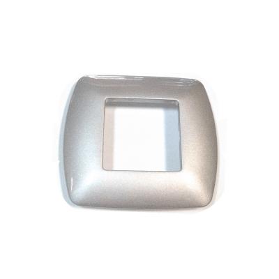 Marco 1 elemento plata metalizado BJC Room