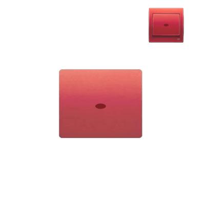 Tecla interruptor con luminoso cobre jaipur BJC Iris