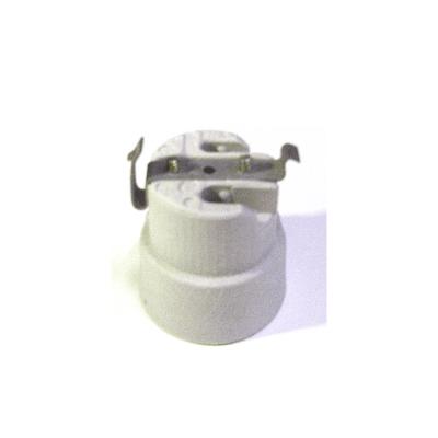 Portalámparas cerámica cogida especial E27