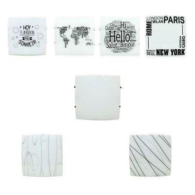 Plafones cuadrados baratos varios modelos