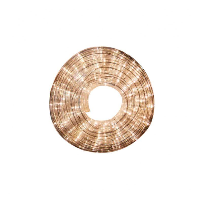 Tubo luminoso flexible blanco calido 10 metros