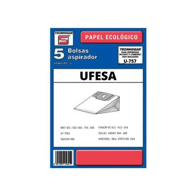 Bolsa aspirador Ufesa