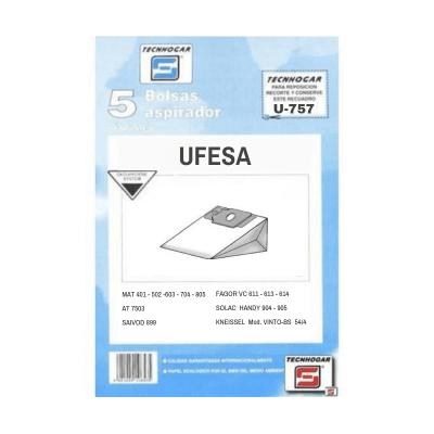 Bolsa de aspirador Ufesa AT 7503