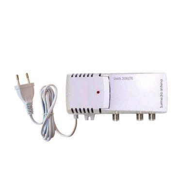 Amplificador de antena 2 salidas