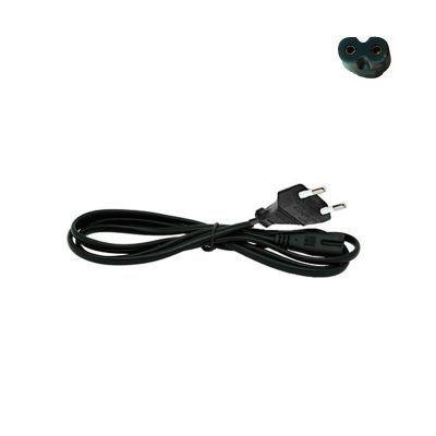 Cable de corriente en forma de 8