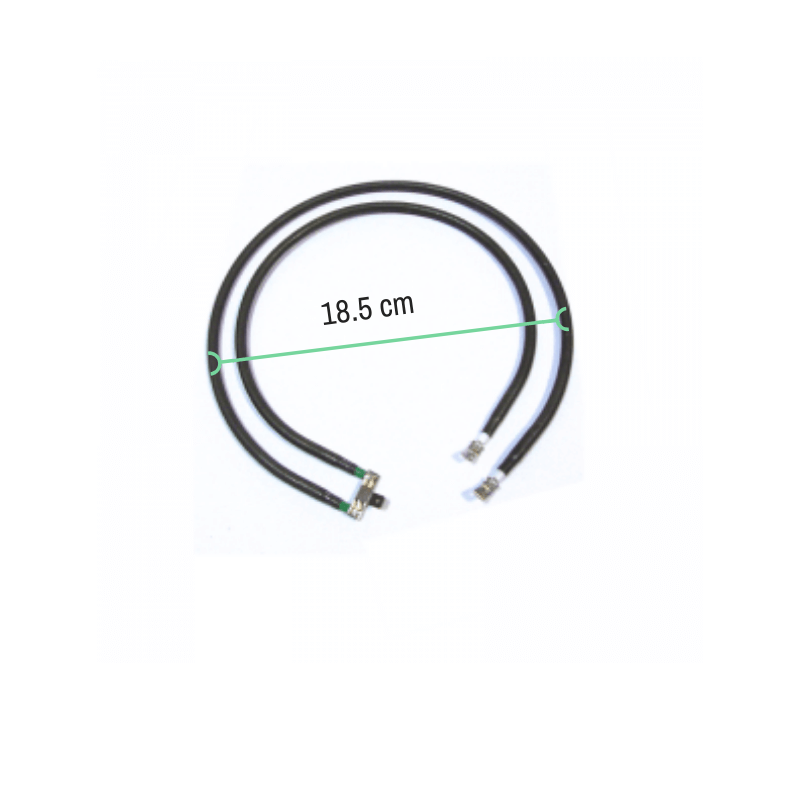 Resistencia brasero eléctrico 18cm