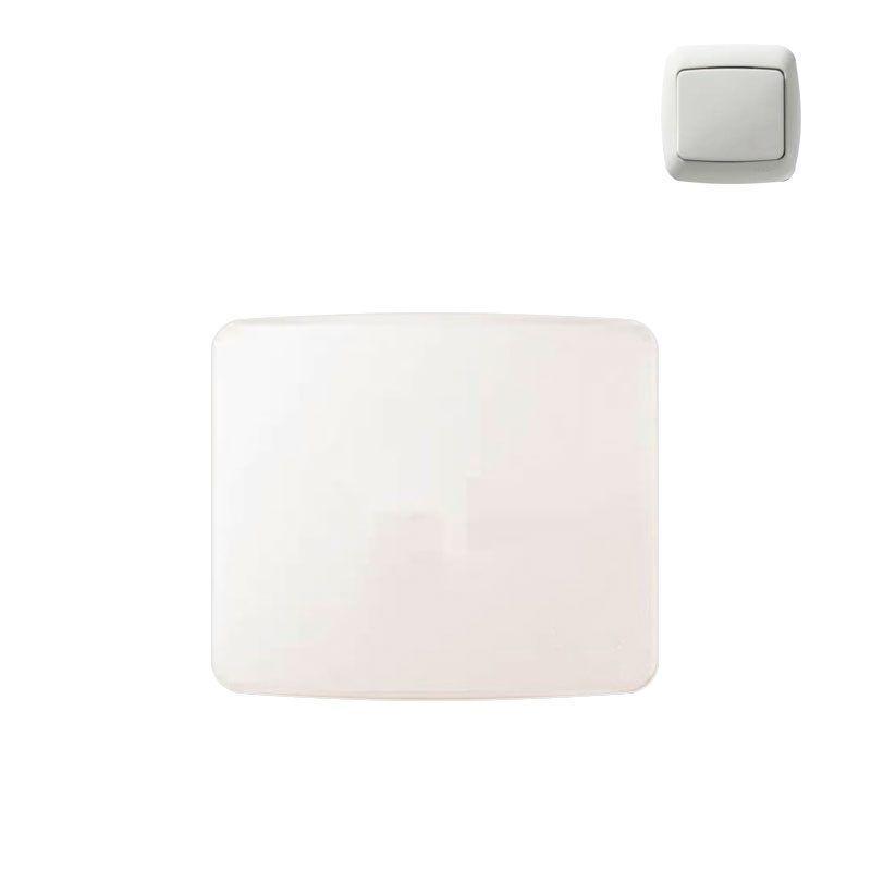 Tecla interruptor blanco niessen arco