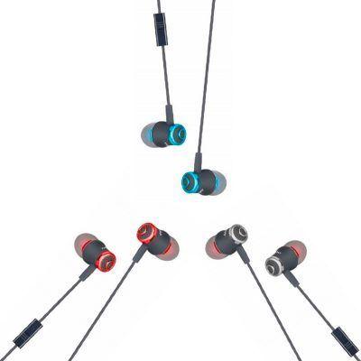 Auriculares con micrófono intrauditivos
